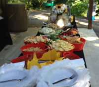 Portland Catering Outdoor-Catering