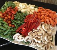 Portland Catering Veggie-Tray
