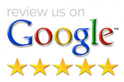 Leave a 5 Star google Review